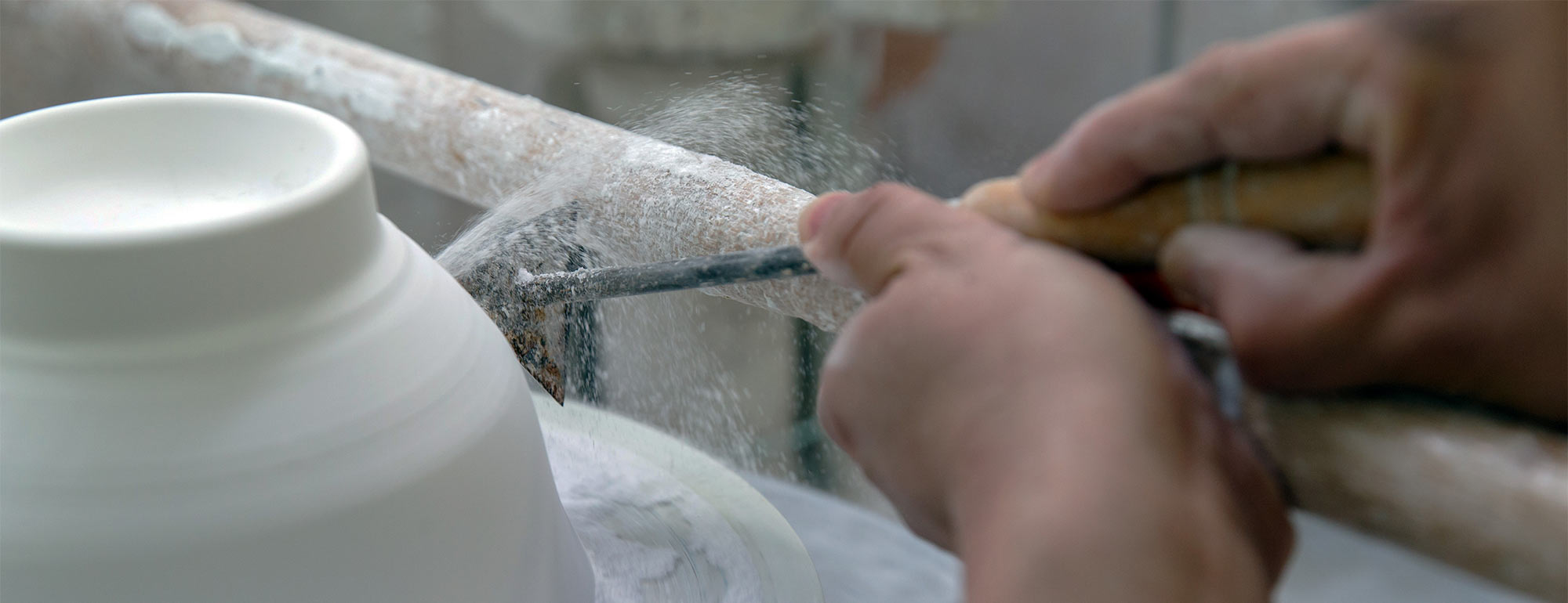 石膏型の作製